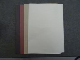 Tissue-papier - serie F