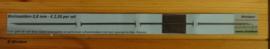 Breinaalden - 0,8 mm
