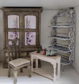 Handbewerkte meubeltjes (4)