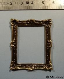 Schilderijlijst - Antiek / metaal