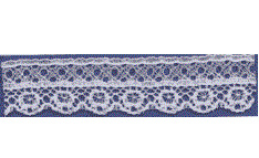 Cotton Lace 13 - Wit