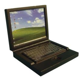 Laptop - Zwart