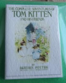 Boekje: Tom Kitten and friends