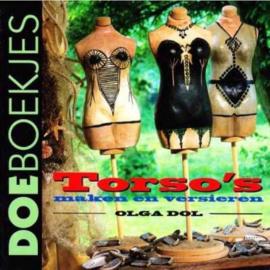 Boek: Torso's maken en versieren (2e hands)