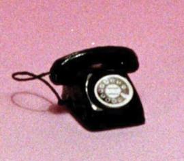 Telefoon - zwart