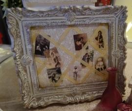 Memorybord in Kerstthema