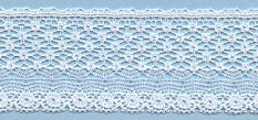 Cotton Lace 51 - Ivoor