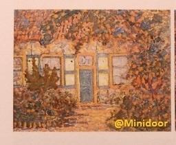 Schilderij Monet (impressionist)