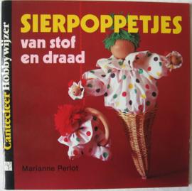 2e Handsboek:  Sierpoppetjes van stof en draad