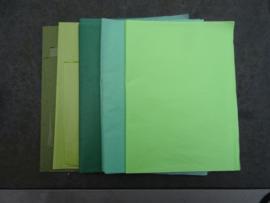 Tissue-papier - serie E