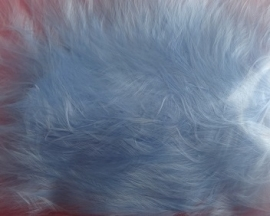 Veertjes 5 - Lichtblauw