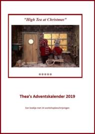 Boekje 'Thea's Adventskalender 2019'