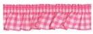 Elastisch Band met Ruche 19mm - Pink
