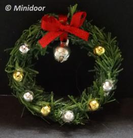 Kerstkrans (zelf maken) / Weihnachtskranz