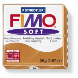 FIMO Soft - nr.76 - Cognac