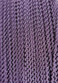 Zigzag 2 mm - Amethist (16)