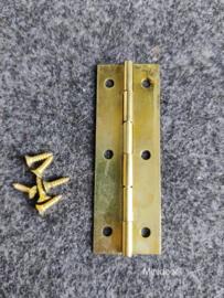 Pianoscharnier 5.9 cm