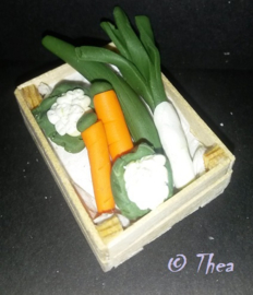 Groentekist (zelf maken)