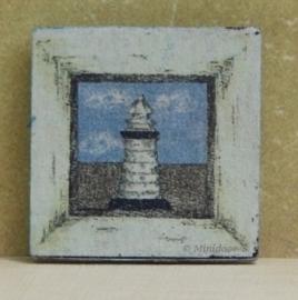 TB253 - Houten Schilderijtje (3)