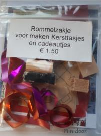 Rommelzakje - Kersttasjes & cadeautjes
