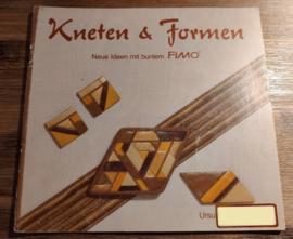 Boek: Kneten & Formen (2e hands)