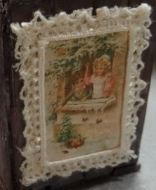 Brocante decoratie