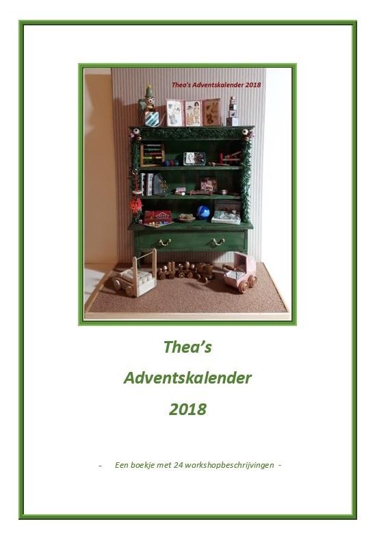 Boekje: Thea's Adventskalender 2018