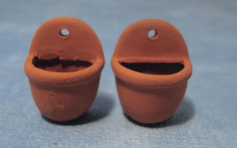 Hangpot (terracotta)