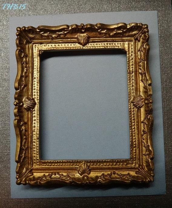 Gouden Schilderijlijst