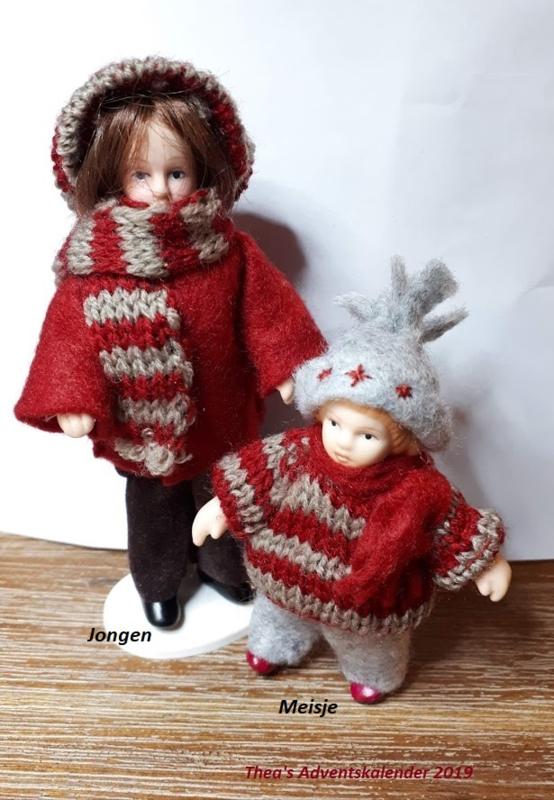 Popje in Winterkleding (zelf maken)