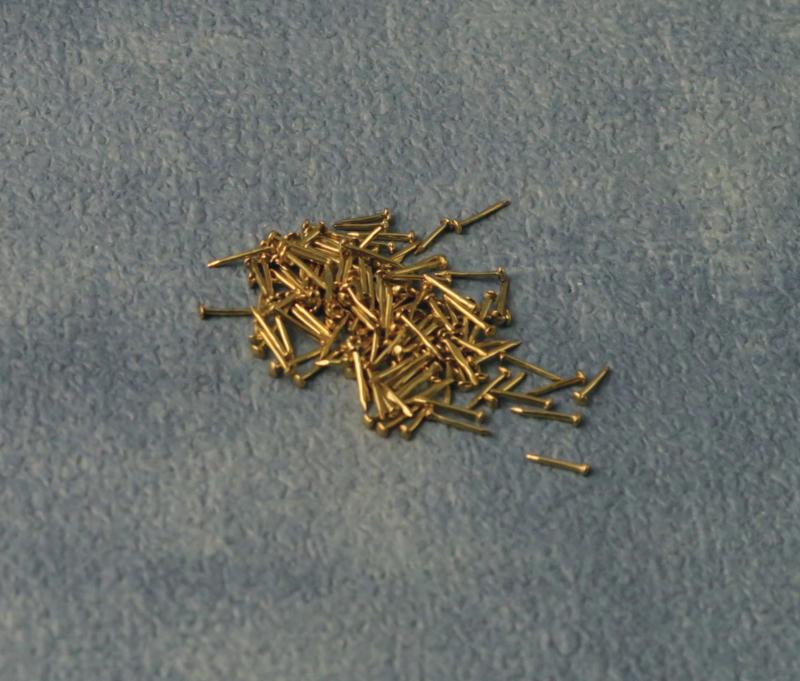 Spijkertjes 6 mm