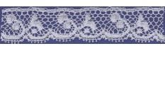 Cotton Lace 10 - Wit