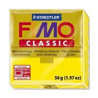 Fimo Classic - 01 - Yellow