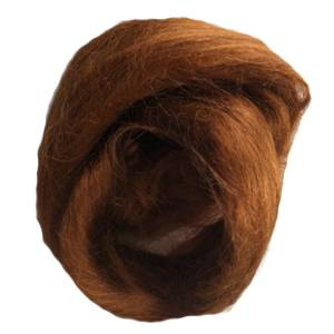 VW11 - Viscose Wigging  - Mid Brown