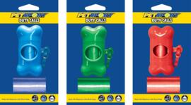 Petsport Duty Calls Waste Bags Dispenser
