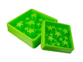Eat Slow Live Longer Star Green L