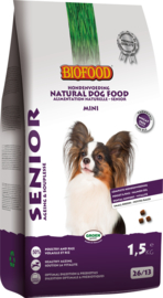 Biofood Senior Mini 1,5kg