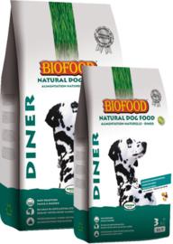 Biofood Diner 3kg of 10kg. Vanaf