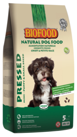 Biofood Geperst Mini / Puppy & Small Breed 5kg