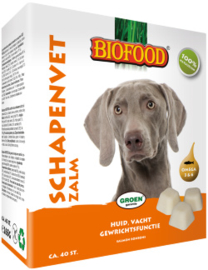 Biofood Schapenvet Zalm BonBon