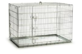Hondenbench (2 Deurs) 121x78x84cm