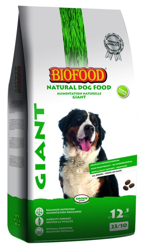 Biofood Giant 12,5kg (met Souplesse)