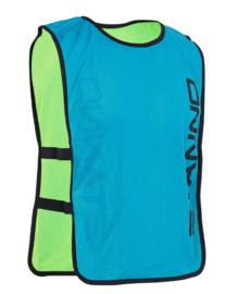 Stanno (hesje )overgooier blauw/groen  (419102-5950)
