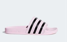 CG6148 Adidas Adilette slipper | roze/zwart