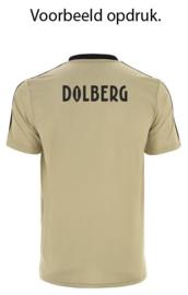 Adidas Ajax uit training shirt 2018-2019 SR