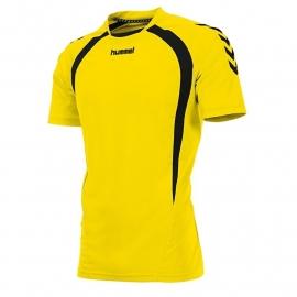 Hummel Team T-shirt geel/zwart (160105-4800)