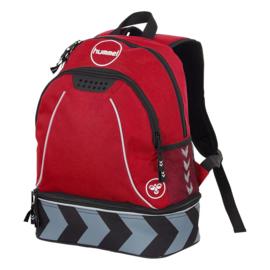 Hummel Brighton Backpack rugtas rood 184827-6000