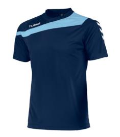 Hummel elite t-shirt navy/blauw (160100-7550)