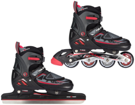 3409  NIJDAM NORENSCHAATS/SKATE COMBO JUNIOR • SEMI-SOFTBOOT