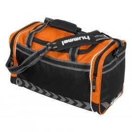 Hummel Shelton Elite bag oranje/zwart (184826-3000)